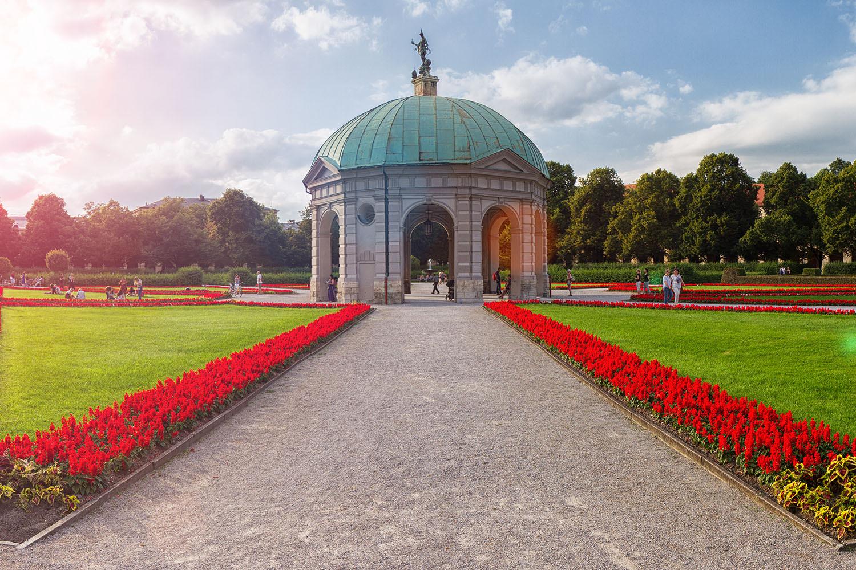 Fotolocations in München