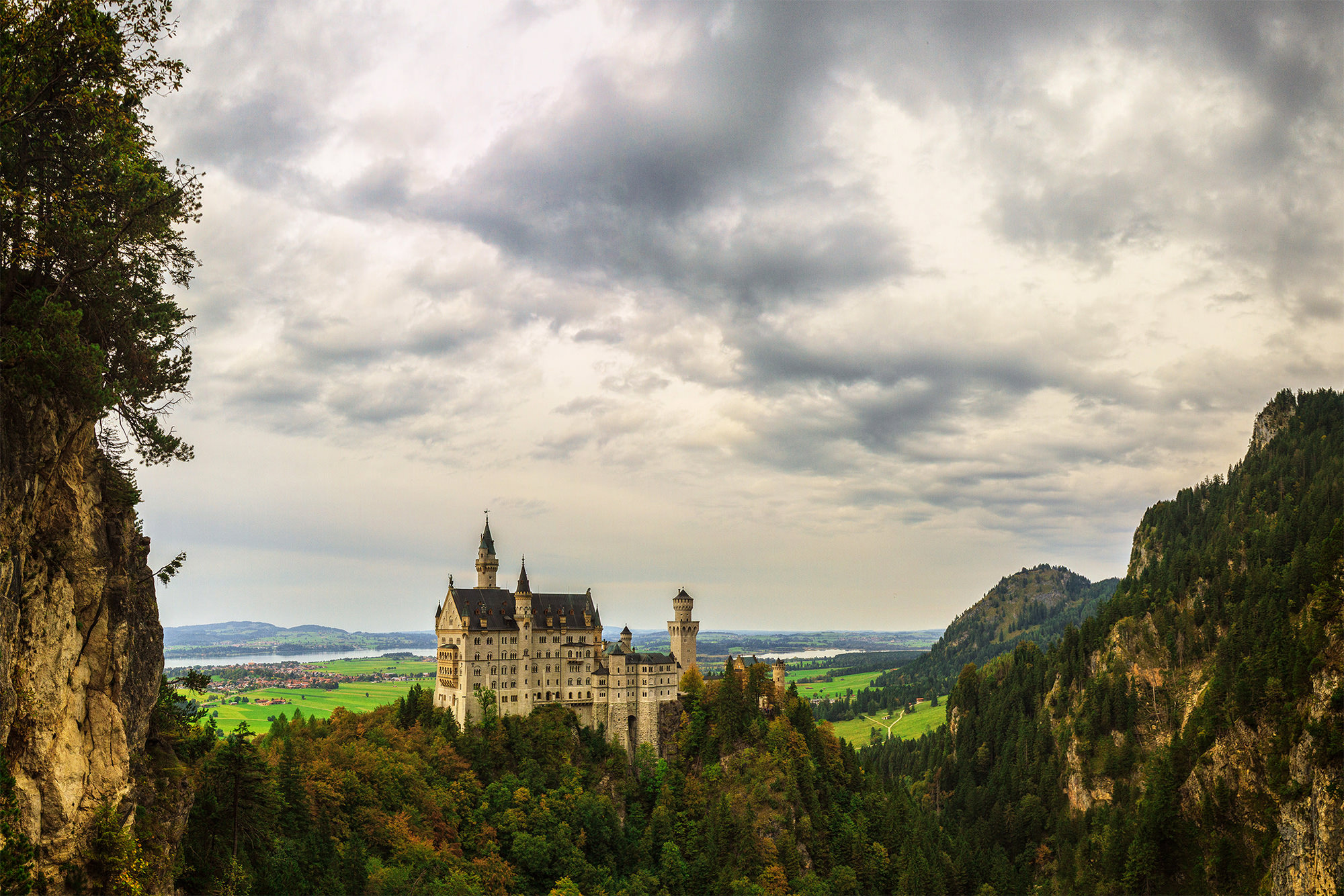 Schloss Neuschwanstein Fotos