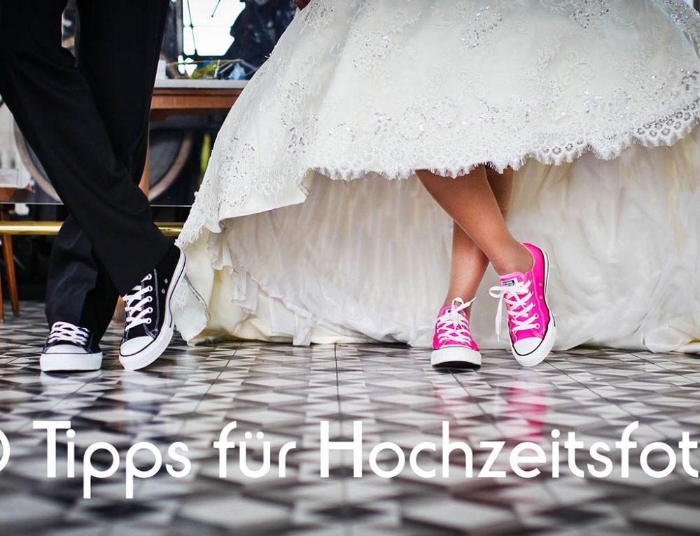 10 Tipps für Hochzeitsfotos