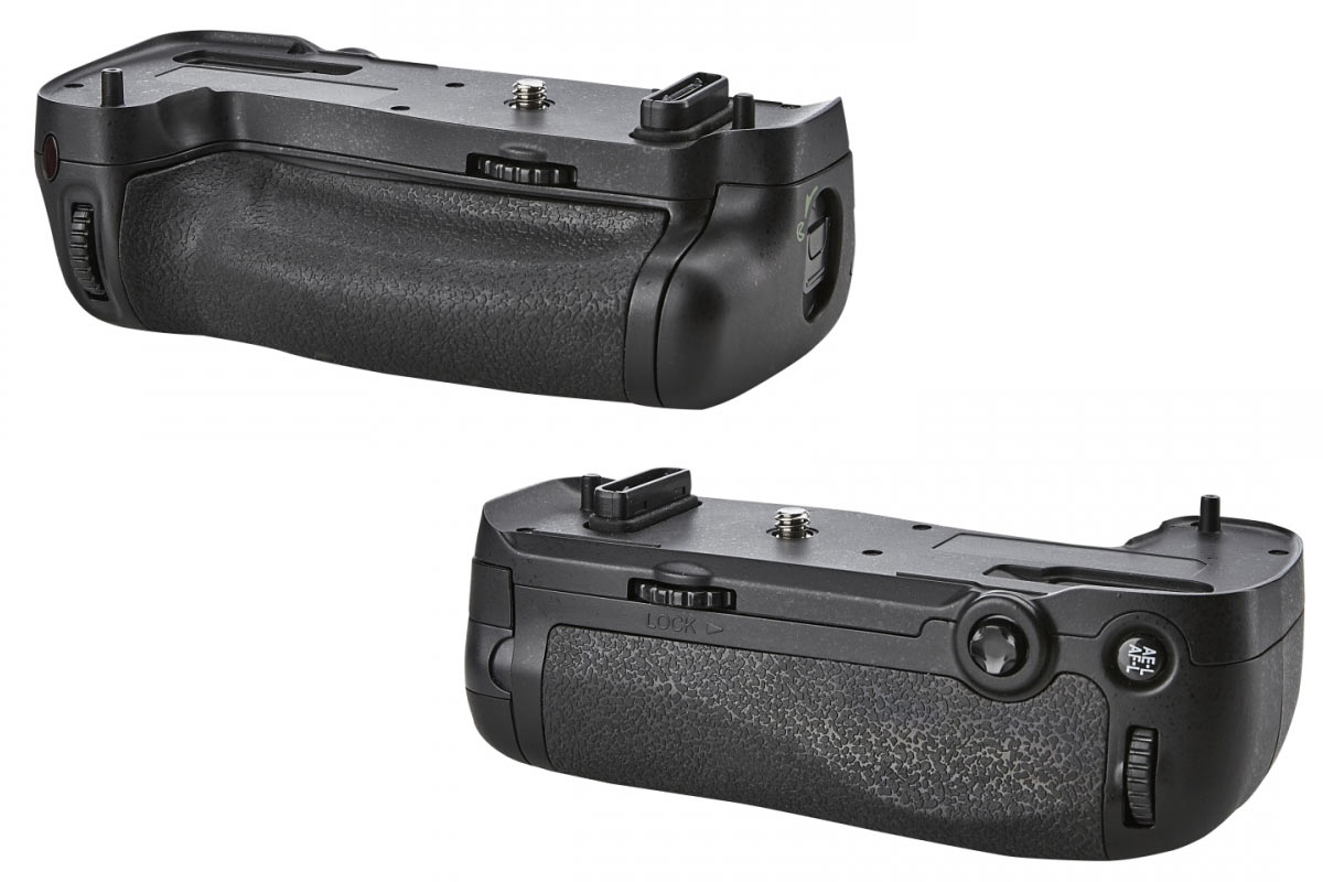 Test: walimex pro Batteriehandgriff Nikon D750
