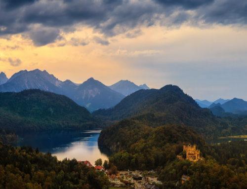 Die besten Kameraeinstellungen für Landschaftsfotografie