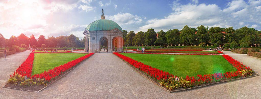 München Foto Hofgarten