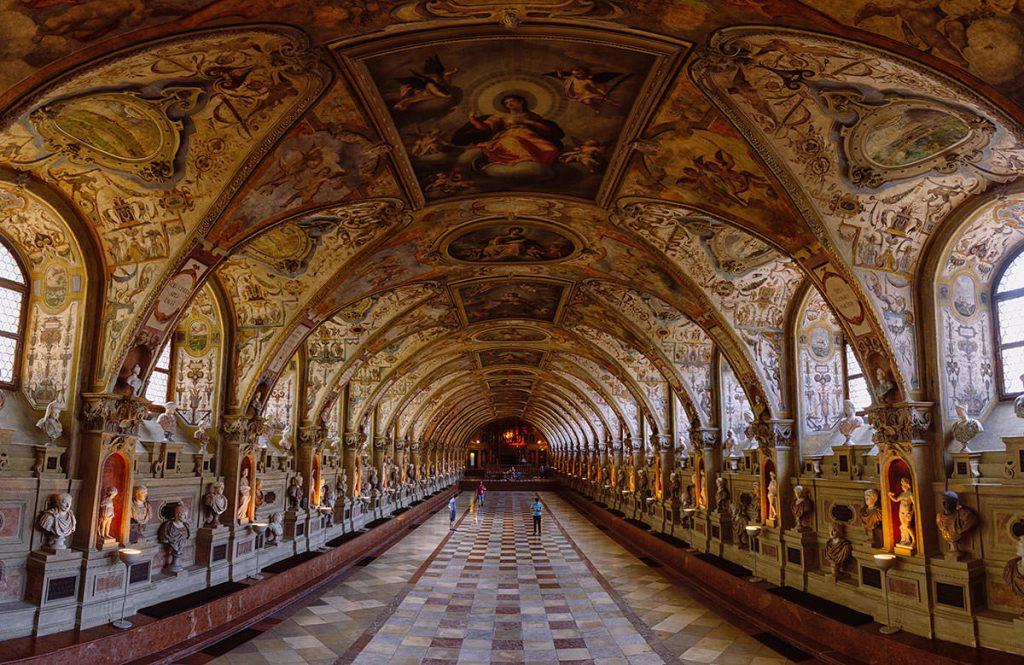 Fotospots München Residenz