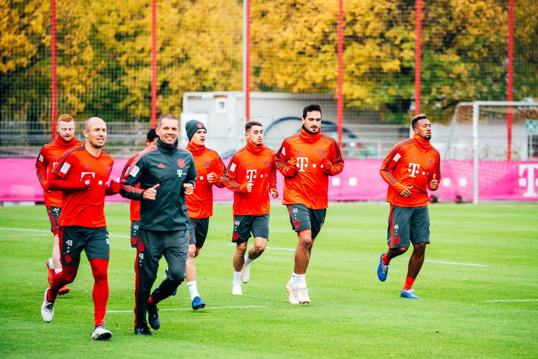 Fc Köln öffentliches Training