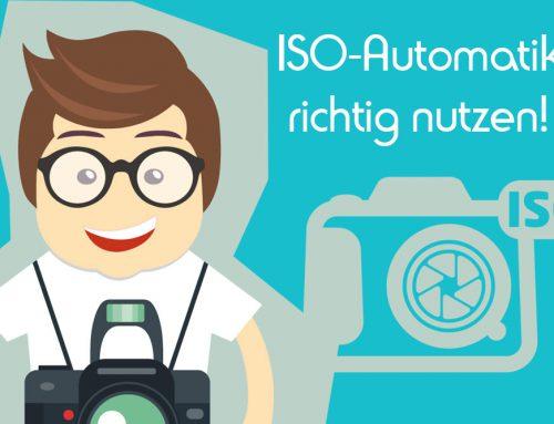 Auto ISO –  Automatische ISO-Einstellung richtig nutzen