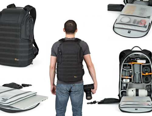 Lowepro ProTactic BP AW II Test