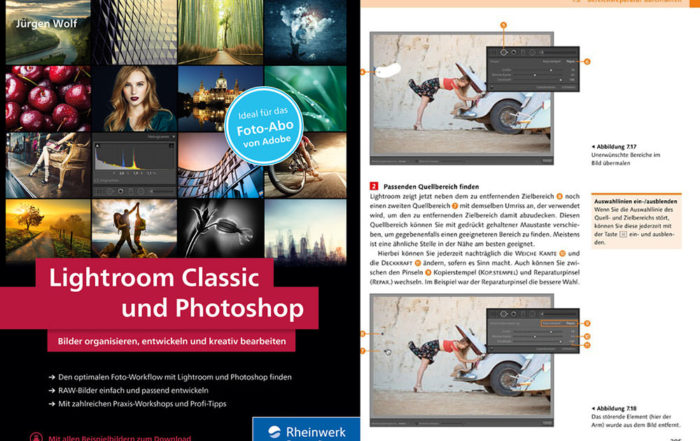 Buchtipp Lightroom Classic und Photoshop