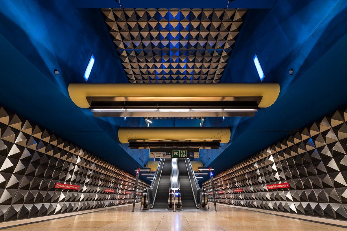 München schönste U-Bahnhof