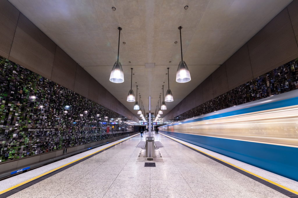 Tipps U-Bahn-Fotos