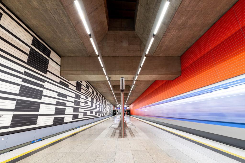 schönste Bahnhöfe München