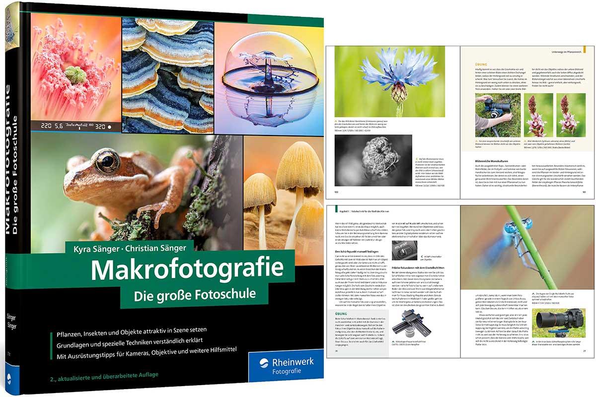 Buchtipp Makrofotografie: Die große Fotoschule